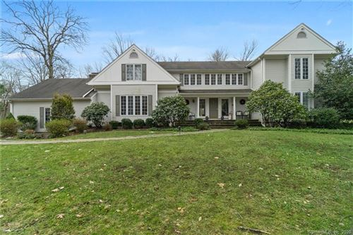 Photo of 109 Sagamore Trail, New Canaan, CT 06840 (MLS # 170271837)