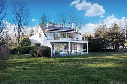 Photo for 962 Silvermine Road, New Canaan, CT 06840 (MLS # 170387837)