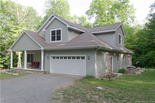 Photo of 347 Browns Road, Mansfield, CT 06268 (MLS # 170264838)