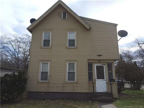 Photo of 27 Olmsted Street, East Hartford, CT 06108 (MLS # 170285838)