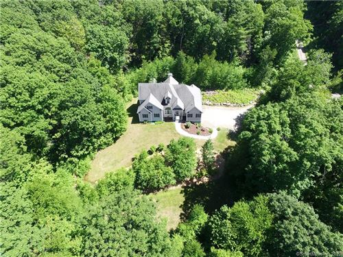 Photo of 15 Hidden Valley Trail, Canton, CT 06019 (MLS # 170305838)