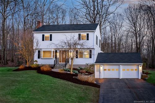 Photo of 47 Crestwood Road, Tolland, CT 06084 (MLS # 170285839)