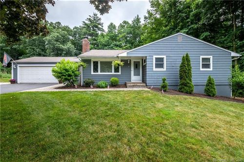 Photo of 7 Trailsend Drive, Canton, CT 06019 (MLS # 170312841)
