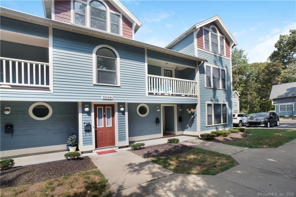 Photo of 3208 Whitney Avenue #704, Hamden, CT 06518 (MLS # 170324842)