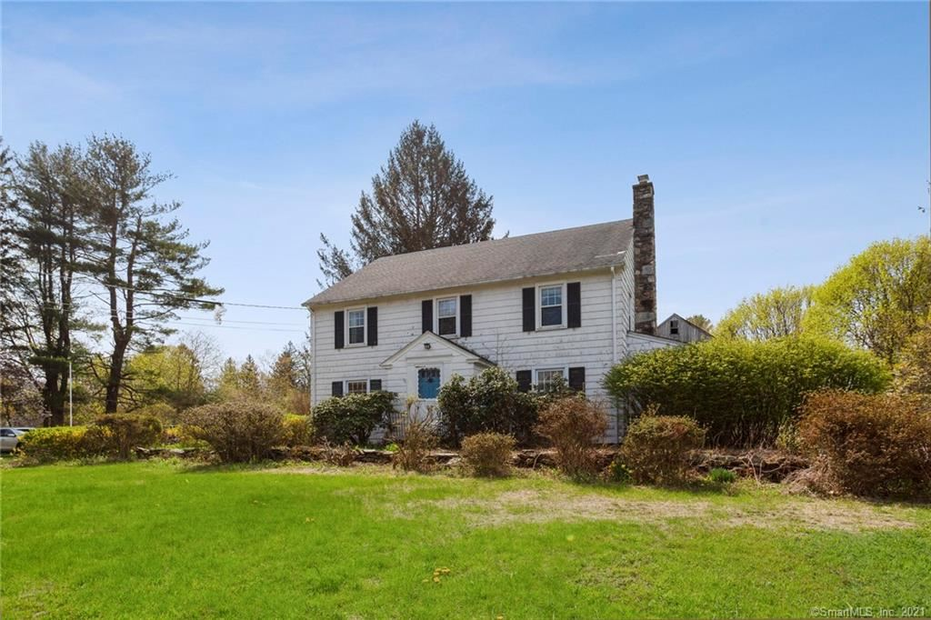 112 Bunker Hill Road, Andover, CT 06232 - #: 170392842