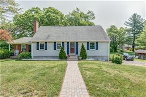 Photo of 7 Concord Terrace, Somers, CT 06071 (MLS # 170086845)