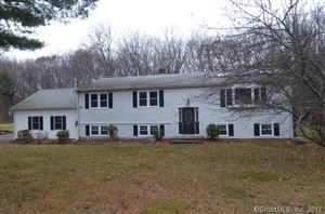 Photo of 189 Bethmour Road, Bethany, CT 06524 (MLS # 170036854)