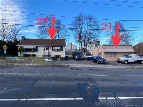 Photo of 21-27 Mill Street, New Britain, CT 06051 (MLS # 170362854)