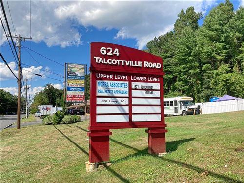 Photo of 624 Talcottville Road #3, Vernon, CT 06066 (MLS # 170422854)