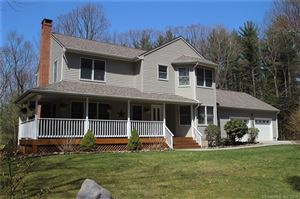 Photo of 113 Michelec Road, Stafford, CT 06076 (MLS # 170081855)
