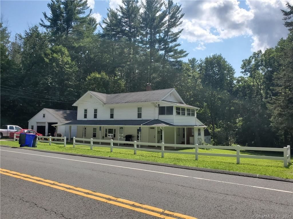 Photo of 116 Center Hill Road, Barkhamsted, CT 06063 (MLS # 170422855)