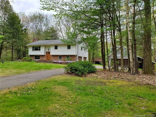 Photo of 68 Looking Glass Hill Road, Litchfield, CT 06750 (MLS # 170299856)