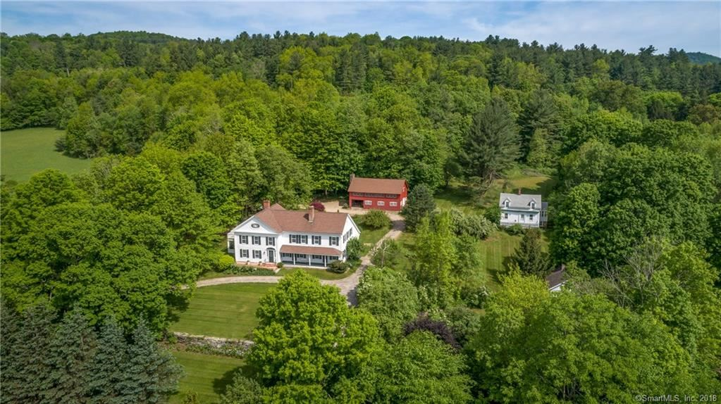 Photo for 60 Furnace Brook Road, Cornwall, CT 06754 (MLS # 170061856)