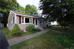 Photo of 34 Circle Drive, Mansfield, CT 06250 (MLS # 170099857)