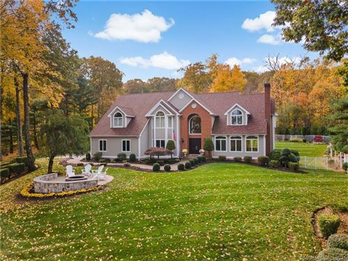 Photo of 22 Mountaincrest Drive, Cheshire, CT 06410 (MLS # 170442858)