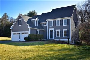 Photo of 18 Woodfield Drive, Tolland, CT 06084 (MLS # 170055859)