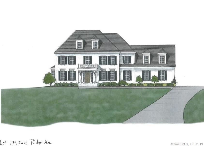 24 Fairway Ridge #Lot 1, Avon, CT 06001 - MLS#: 170195859