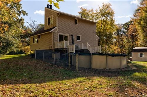 Tiny photo for 41 Burnap Brook Road, Andover, CT 06232 (MLS # 170444860)