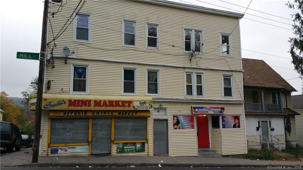 Photo for 76 Hill Street #2 RT, Waterbury, CT 06704 (MLS # 170084865)