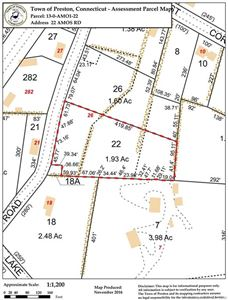 Photo of 22 Amos Road, Preston, CT 06365 (MLS # 170043868)