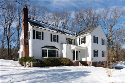 Photo of 59 Bickford Lane, New Canaan, CT 06840 (MLS # 170266868)