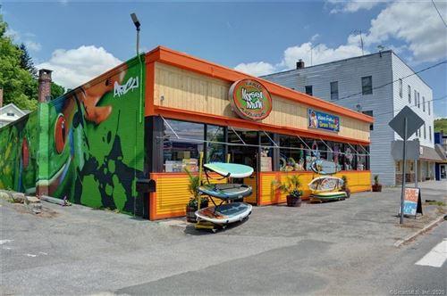 Photo of 118 & 130 Main Street, Winchester, CT 06098 (MLS # 170267868)