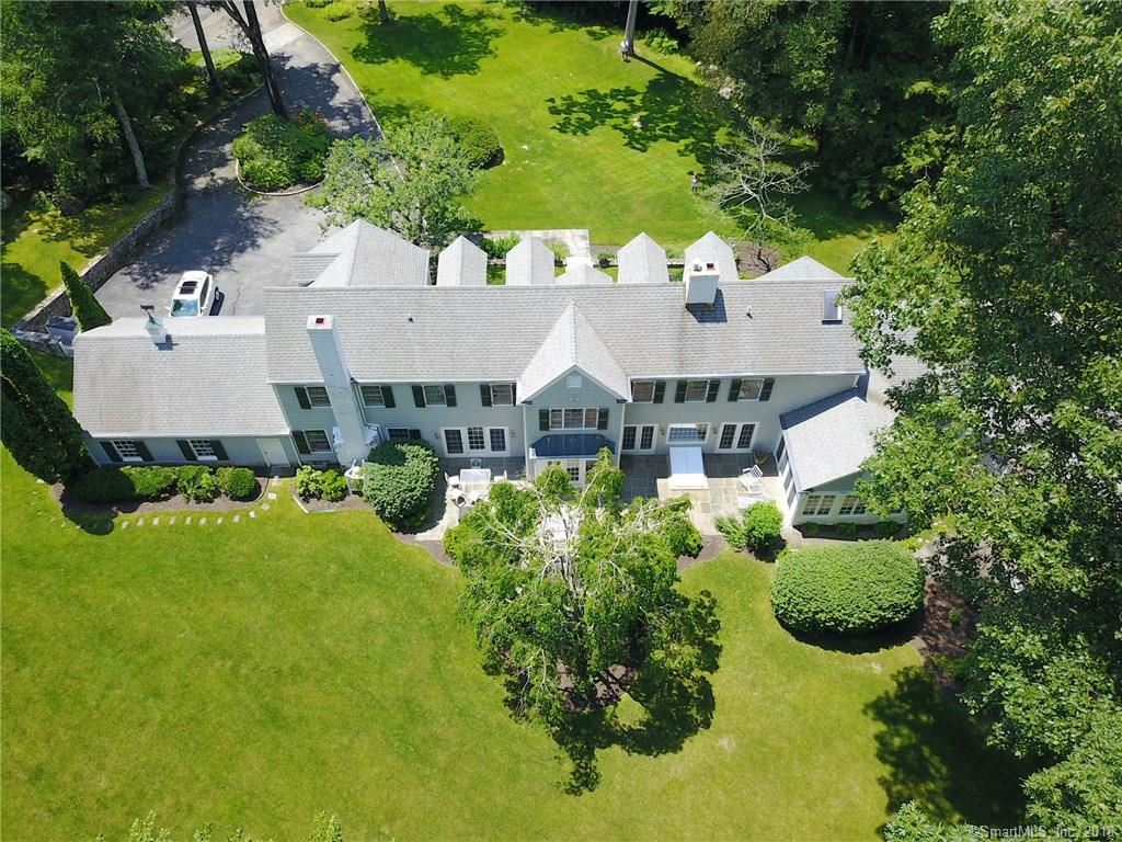 Photo for 217 Country Club Road, New Canaan, CT 06840 (MLS # 170051872)