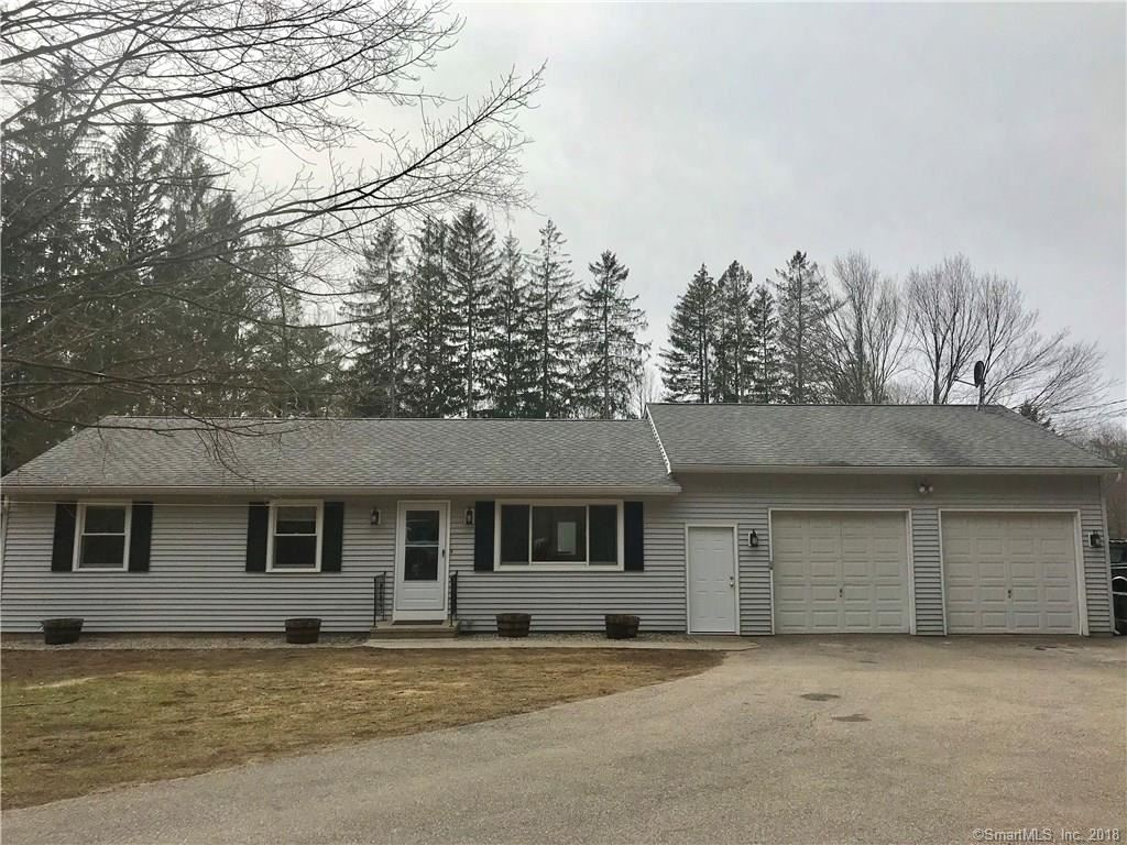 Photo for 40 Long Hill Road, Andover, CT 06232 (MLS # 170065873)