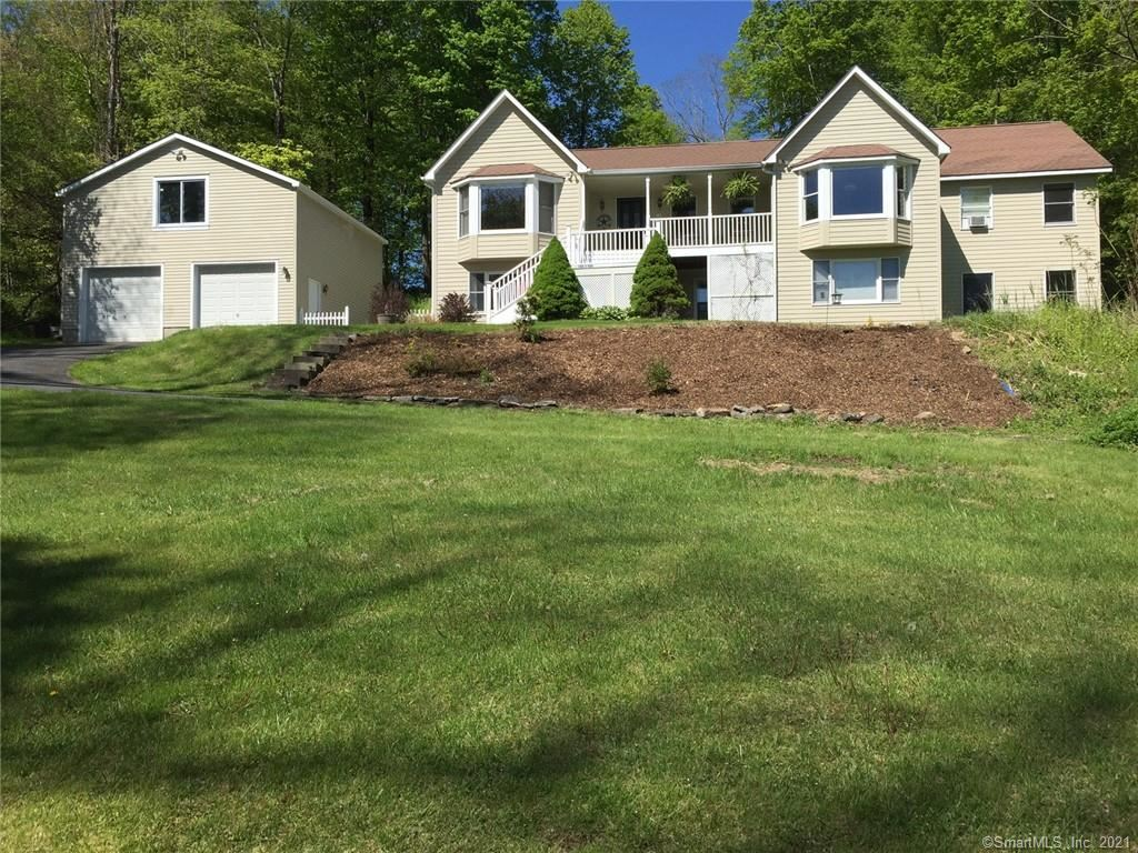 Photo for 64 Route 39 South, Sherman, CT 06784 (MLS # 170410874)