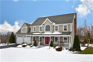 Photo of 4 Zoey Place, Tolland, CT 06084 (MLS # 170060877)