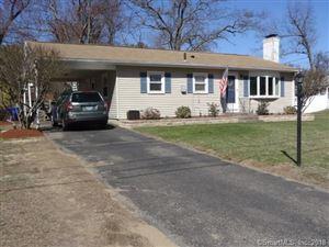 Photo of 16 Glen Oak Drive, Enfield, CT 06082 (MLS # 170074879)