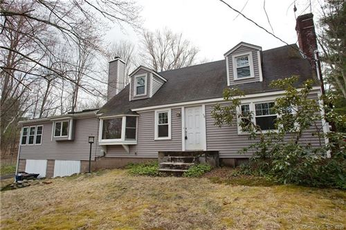 Photo of 10 Maple Hill Drive, Granby, CT 06035 (MLS # 170281880)