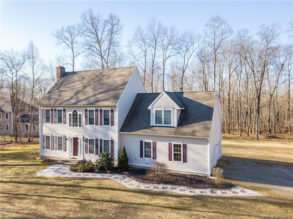 Photo for 16 Wood Fern Way, Andover, CT 06232 (MLS # 170148880)