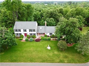 Photo of 49 Manse Hill Road, Somers, CT 06071 (MLS # 170088883)
