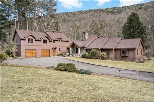 Photo of 348 West River Road, Barkhamsted, CT 06065 (MLS # 170274883)