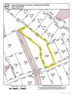 Photo of Lot 37-7B Daniel Drive, Colchester, CT 06415 (MLS # 170162885)