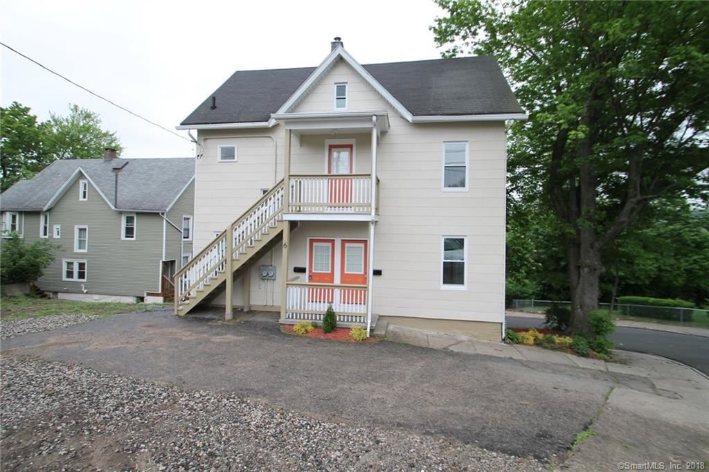 Photo for 6 Crescent Street #1st & 2nd, Ansonia, CT 06401 (MLS # 170087885)