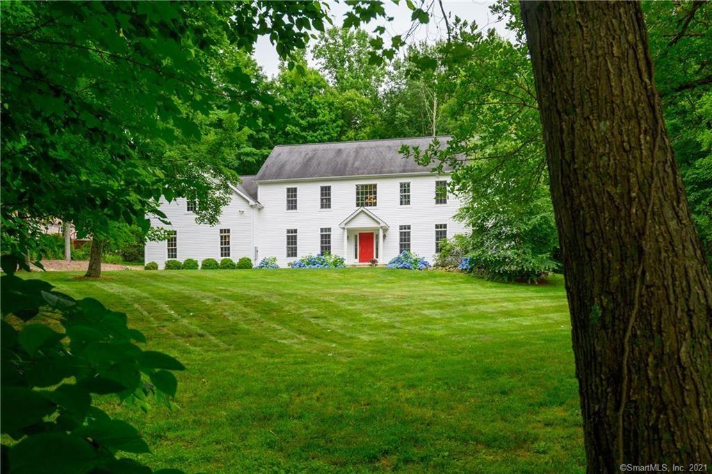 49 Taunton Hill Road, Newtown, CT 06470 - MLS#: 170418885