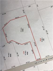 Photo of 243 Three Mile Hill Lot C Road, Middlebury, CT 06762 (MLS # 170188886)