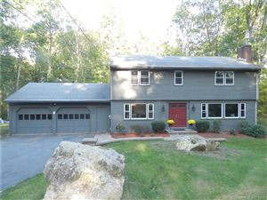 Photo of 21 Green Hill Drive, Bolton, CT 06043 (MLS # 170018888)