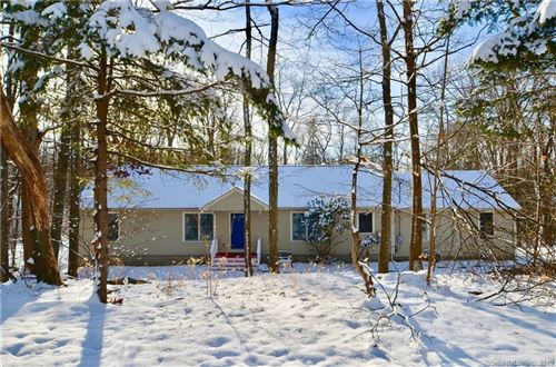 Photo of 10 Old Fairwood Road Extension, Bethany, CT 06524 (MLS # 170257889)