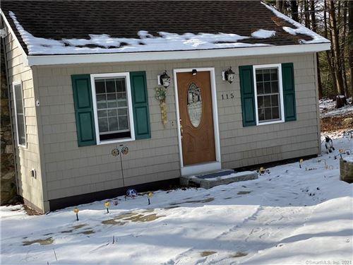 Photo of 115 Laurel Way, Winchester, CT 06098 (MLS # 170364889)
