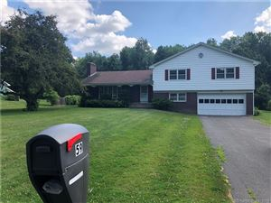 Photo of 59 Poole Road, Suffield, CT 06078 (MLS # 170099891)