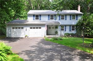 Photo of 24 Minister Brook Drive, Simsbury, CT 06089 (MLS # 170203893)