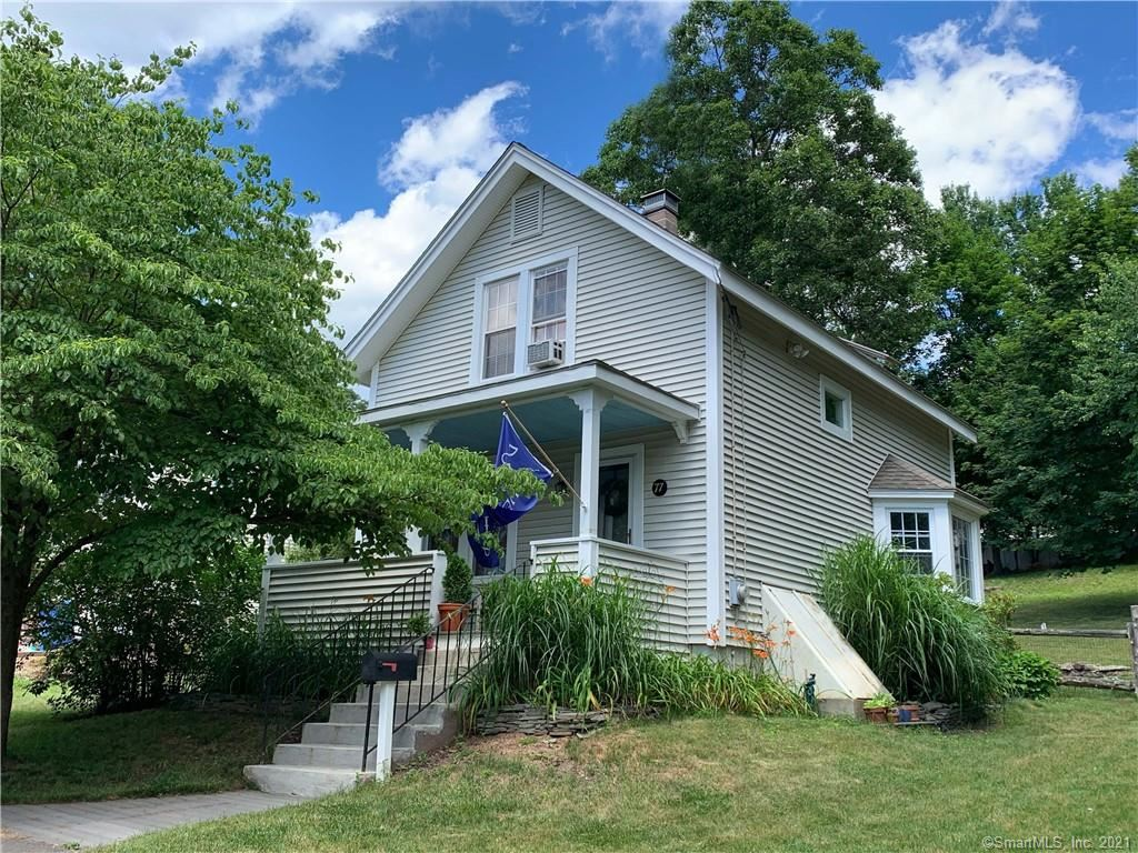 77 Greenwood Drive, Manchester, CT 06042 - MLS#: 170412896