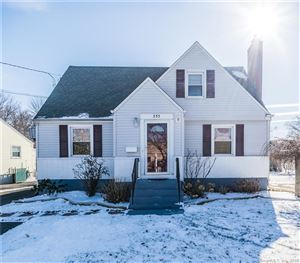 Photo of 233 Hartford Avenue, Newington, CT 06111 (MLS # 170041898)