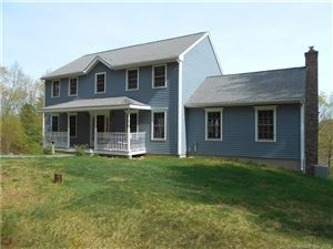 Photo of 11 Carriage Hill Road, Woodbridge, CT 06525 (MLS # 170079899)