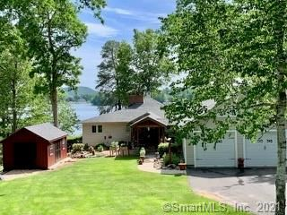 Photo of 601 Forest Road, Suffield, CT 06093 (MLS # 170377902)