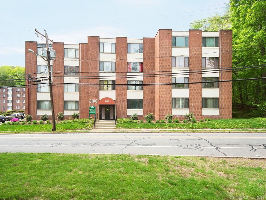 Photo for 2100 Stanley Street #208, New Britain, CT 06053 (MLS # 170084905)