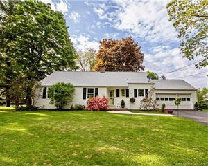 Photo of 58 West Granby Road, Granby, CT 06035 (MLS # 170198906)